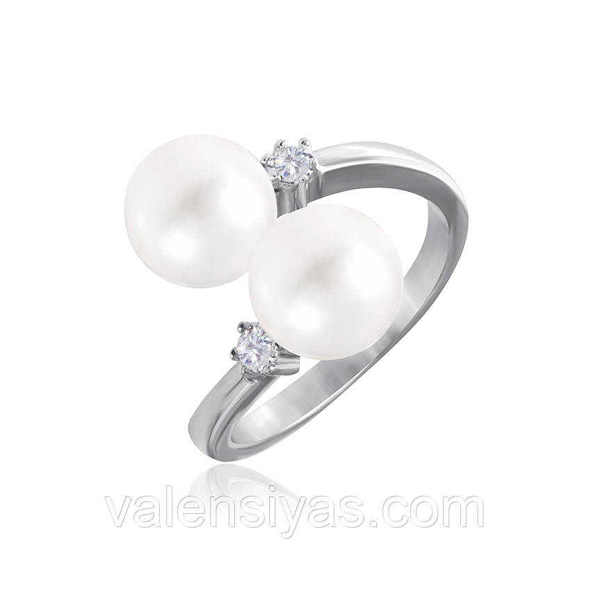 Серебряное кольцо К2ФЖ/817