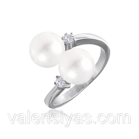 Серебряное кольцо К2ФЖ/817, фото 2