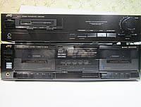 Ресивер усилитель JVC AX-11BK + дека JVC TD-W110G оригинал