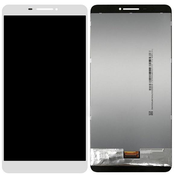 Экран (дисплей) для планшета Lenovo PB1-750M Phab с сенсором (тачскрином) белый Оригинал