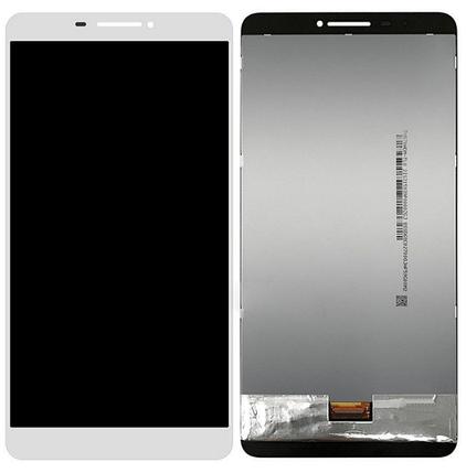 Экран (дисплей) для планшета Lenovo PB1-750M Phab с сенсором (тачскрином) белый Оригинал, фото 2