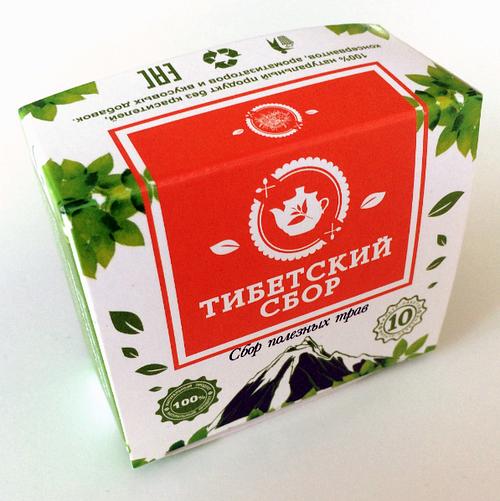 тибетский чай от паразитов