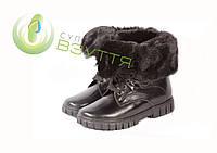 Зимние кожаные ботинки Alexia (рр 31-36), фото 1