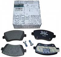 Колодки торм передн R14 Renault Kangoo 2 RENAULT 410604775R