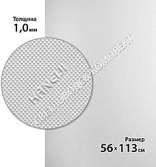 Резина подметочная KANEIJI B6003, р.1130*560*1.0 мм, цв. белый