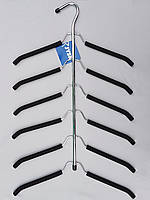 Плечики вешалки  поролоновые 6 ярусов , 41,5  см