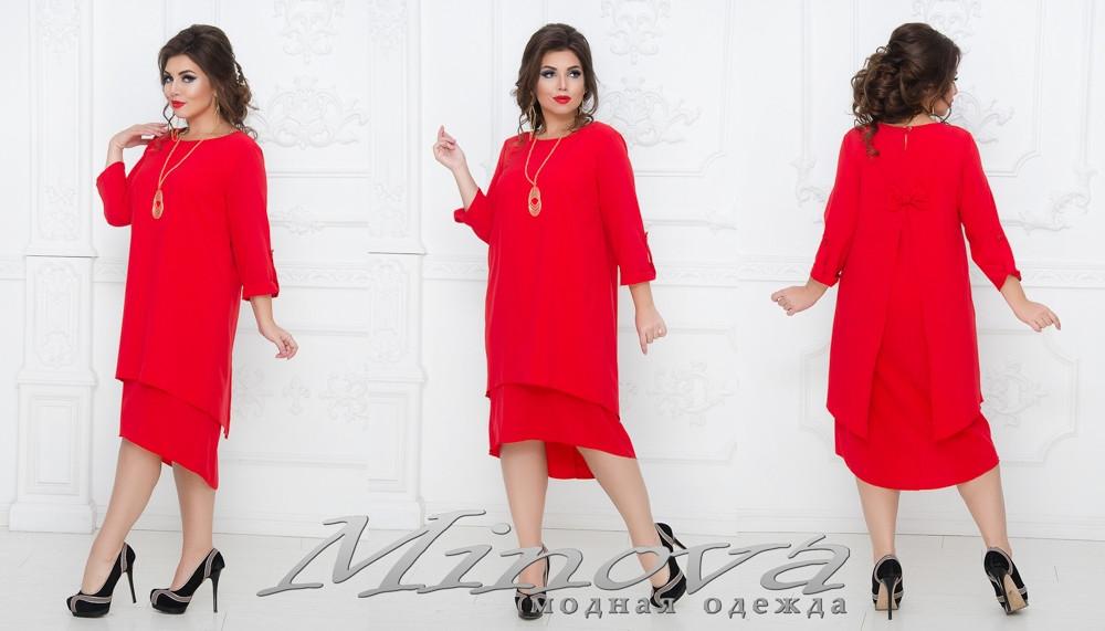 Платье 50-58