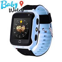 Детские умные часы Smart Watch GPS трекер Q150s (Q529) blue / детские ЧАСЫ - ТЕЛЕФОН / Гарантия