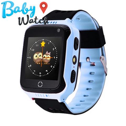 Детские умные часы Smart Watch GPS трекер Q150s (Q529) blue   детские ЧАСЫ - 3312273206e2a