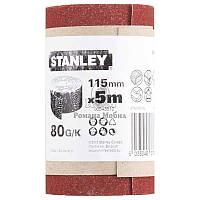 Абразивная бумага для вибрационных шлифмашин и ручной шлифовки Stanley