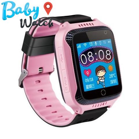 Детские умные часы Smart Watch GPS трекер Q150s (Q529) pink   детские ЧАСЫ  - ТЕЛЕФОН   Гарантия a0325599cb6de