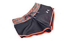 Короткі шорти для занять в тренажерному залі жіночі Under Armour CO-1721-1, фото 3