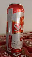 Пиво словацкое Saris ж/б 0,5л. 4,2%(доставка по всей Украине)