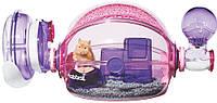Клетка для грызунов Hagen Habitrail OVO Home - Pink Edition