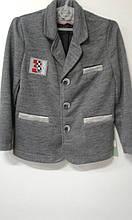 Піджак хл Моналіза ПХ-01, 92 т.сірий трикотаж