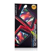 Защитная пленка для Sony Xperia T LT30P - Momax Crystal Clear (глянцевая)