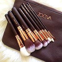 Набор кистей для макияжа Zoeva Rose Golden Luxury Set (реплика)
