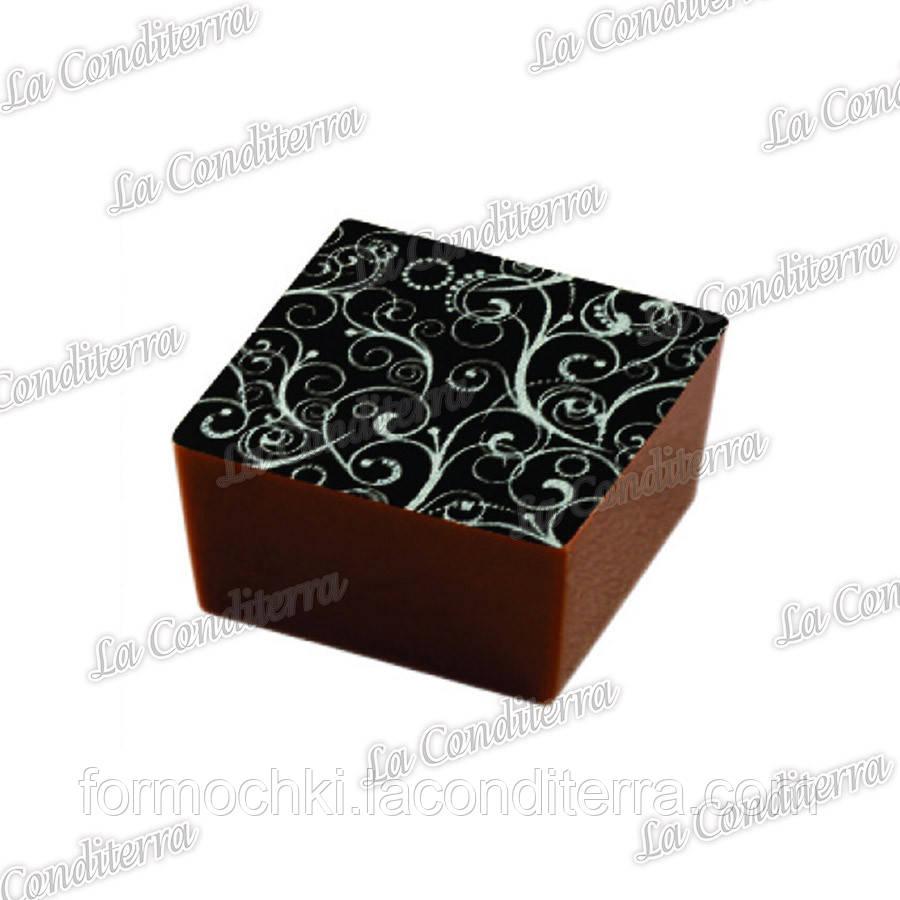 Трансфери для шоколаду PAVONI DB39 (10 шт.)
