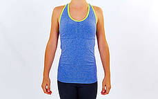Майка для фитнеса и йоги CO-J1525-4, фото 2