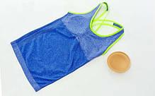 Майка для фітнесу і йоги CO-J1525-4, фото 3