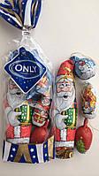 Шоколадный набор (игрушки на елку) Onli Австрия 100 г