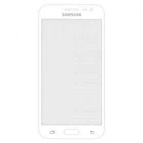 Стекло экрана Samsung J200H Galaxy J2 белое
