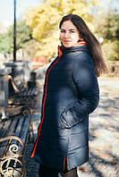Зимняя женская куртка  большие размеры рр 54-66