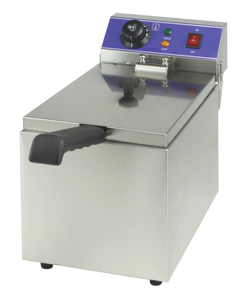 Фритюрница электрическая EF081 EWT INOX