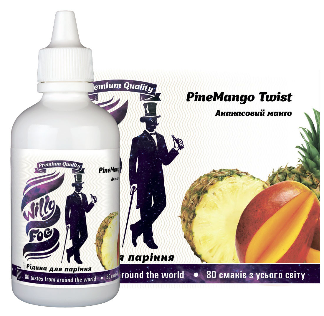 Рідина для паріння PineMango Twist 50ml