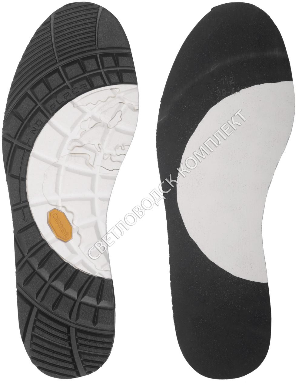 Резиновая подошва для обуви BISSELL, art.112, 40-44 р. - Светловодск-Комплект в Кировоградской области