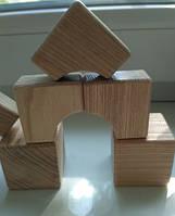 Фигурка Полуарка из дерева для малышей