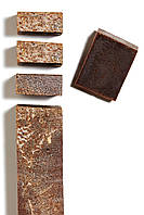 Натуральный твердый шампунь ЧистоТел Мед и Расторопша 100г (11.02ТШ), фото 1