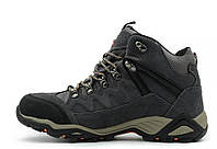 Ботинки зимние с мехом Columbia Omni-Grip Grey
