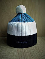Стильная тёплая шапка Коламбиа