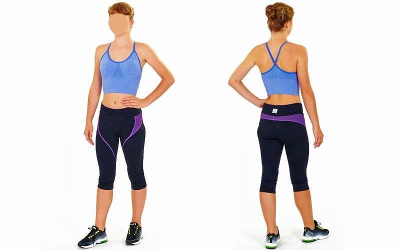 Топ для фітнесу і йоги CO-1520-3