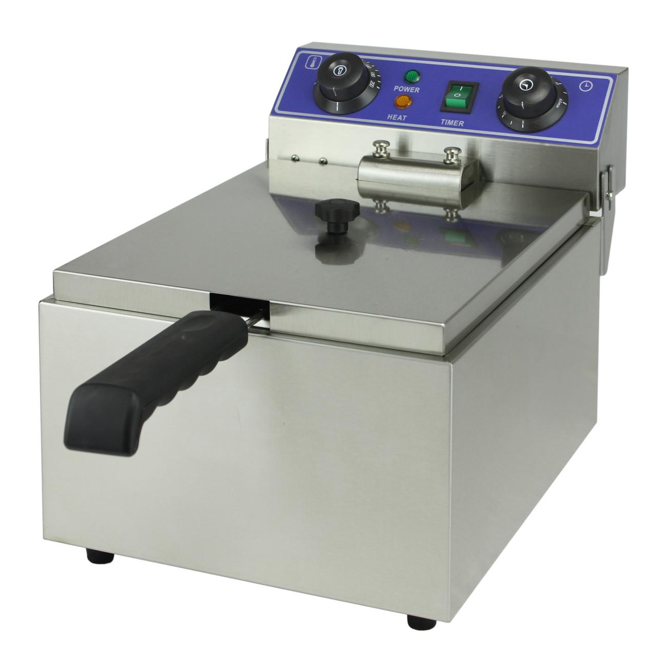 Фритюрница электрическая EF101 EWT INOX