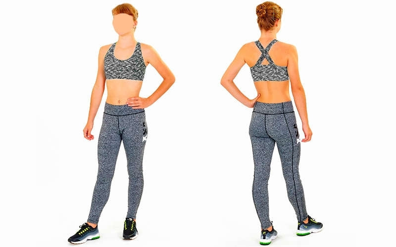 Топ для фитнеса и йоги CO-1603-1