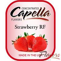 Ароматизатор Capella Strawberry RF (Клубника RF)