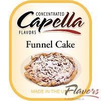 "Ароматизатор Capella Funnel Cake (Торт ""Муравейник"")"