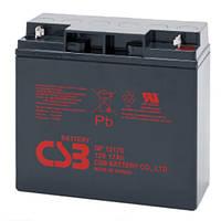CSB Аккумулятор для ИБП CSB 12V 17AH (GP12170) AGM