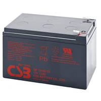 CSB Аккумулятор для ИБП CSB 12V 12 AH (GP12120) AGM