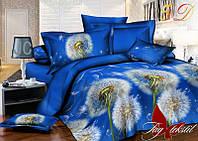 Комплект постельного белья. Постель из микросатина с 3d эффектом. 2-спальный комплект постельного белья.