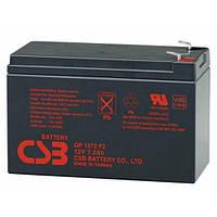 CSB Аккумулятор для ИБП CSB 12V 7.2AH (GP1272, 28W) AGM