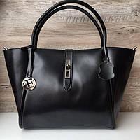 Сумка натуральная кожа ss258483 Фенди Современная и надежная кожаная сумка