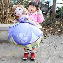 Фольгированный шарик принцесса София 93 см