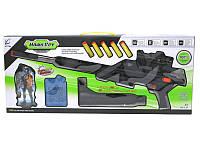 Детское оружье автомат d2-2 с мягкими пулями, гидрогель