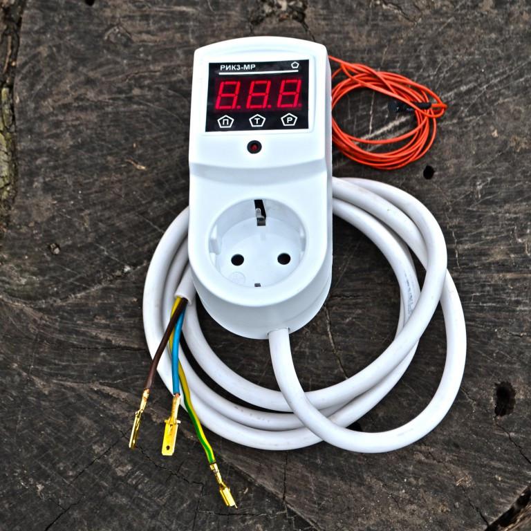 Терморегулятор в автоклаву