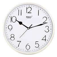 Часы настенные Rikon 2651 Silver_White