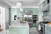 Кухня на заказ BLUM-043 краска по RAL каталогу