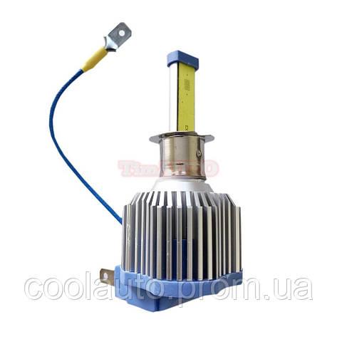 Лампы светодиодные ALed A H3 5500K 3600Lm (2шт), фото 2